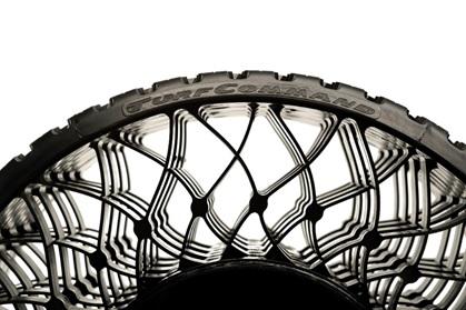 TurfCommand tire half view