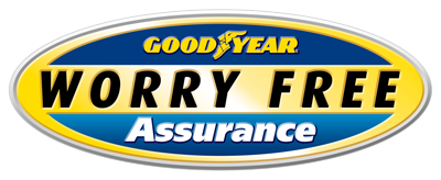 Goodyear Worry Free Guarantee